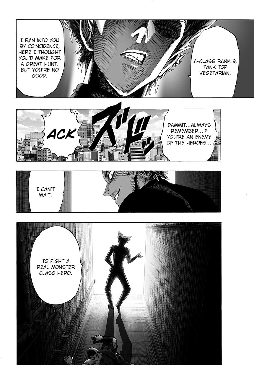 One Punch Man Chapter 44.3 Read Online Image 11