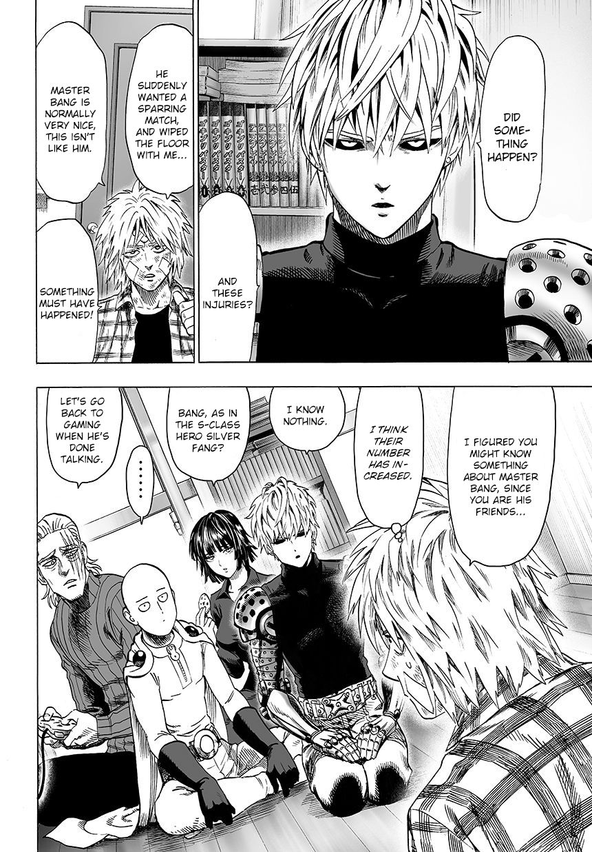 One Punch Man Chapter 45 Read Online Image 4