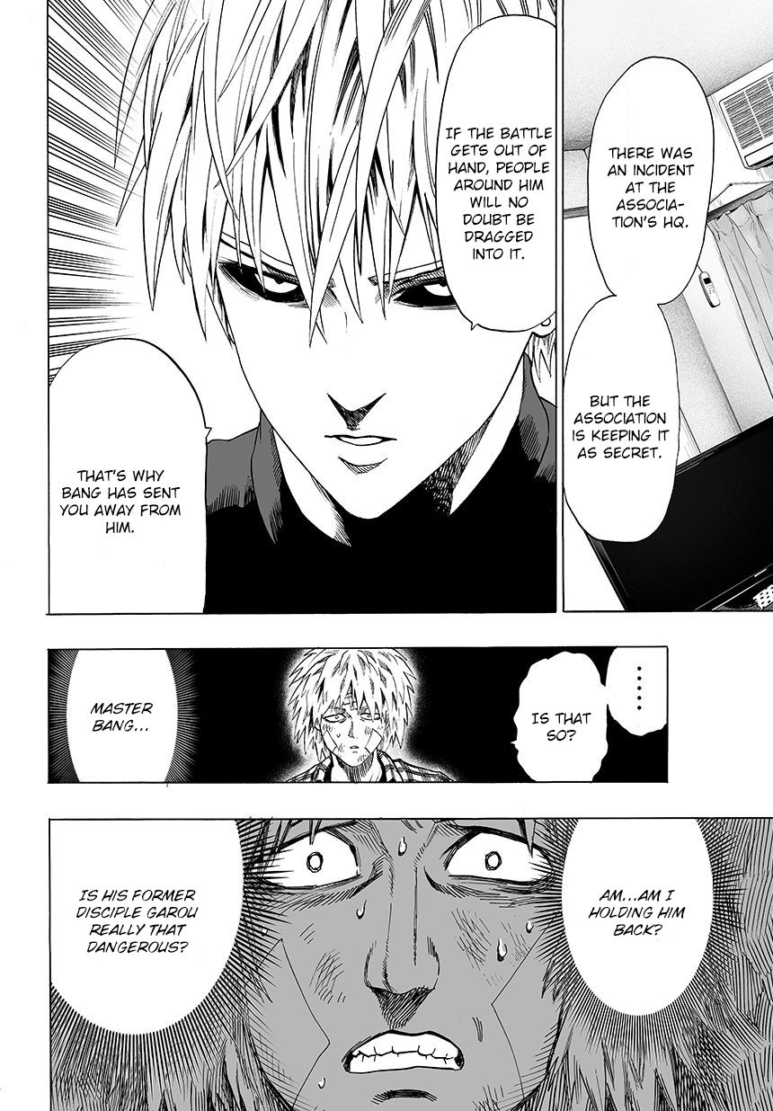 One Punch Man Chapter 45 Read Online Image 6