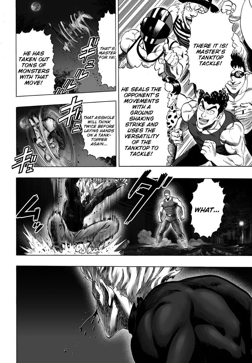 One Punch Man Chapter 45 Read Online Image 17
