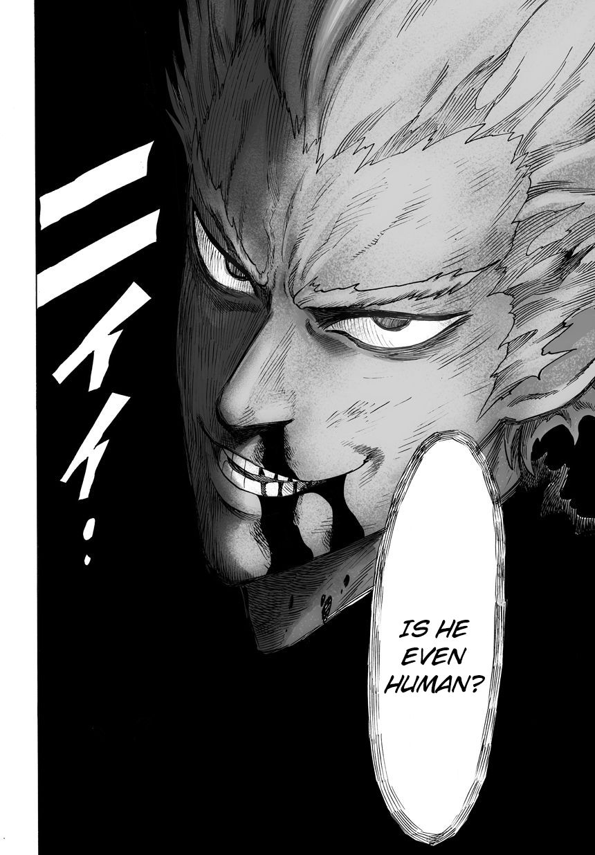 One Punch Man Chapter 45 Read Online Image 19