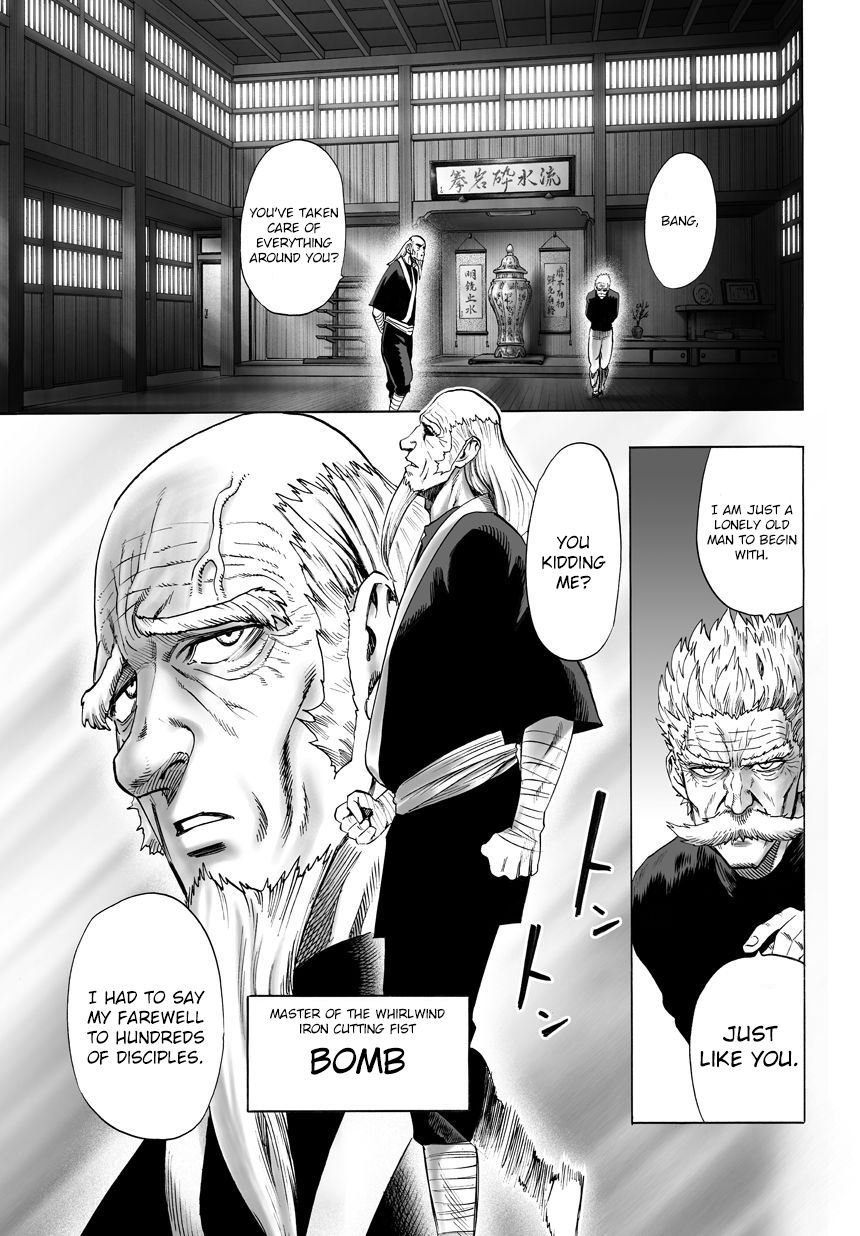 One Punch Man Chapter 45 Read Online Image 20