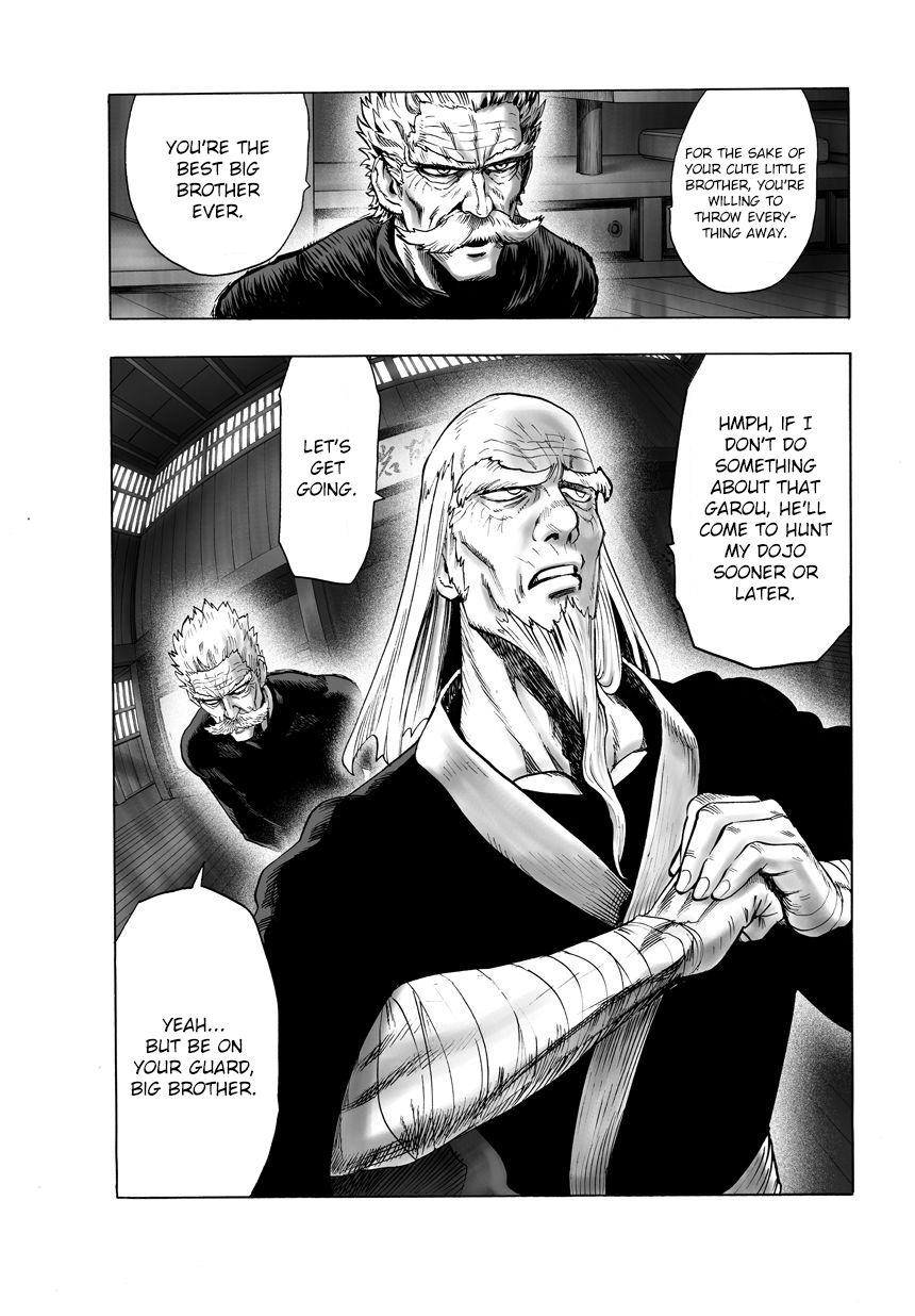 One Punch Man Chapter 45 Read Online Image 21