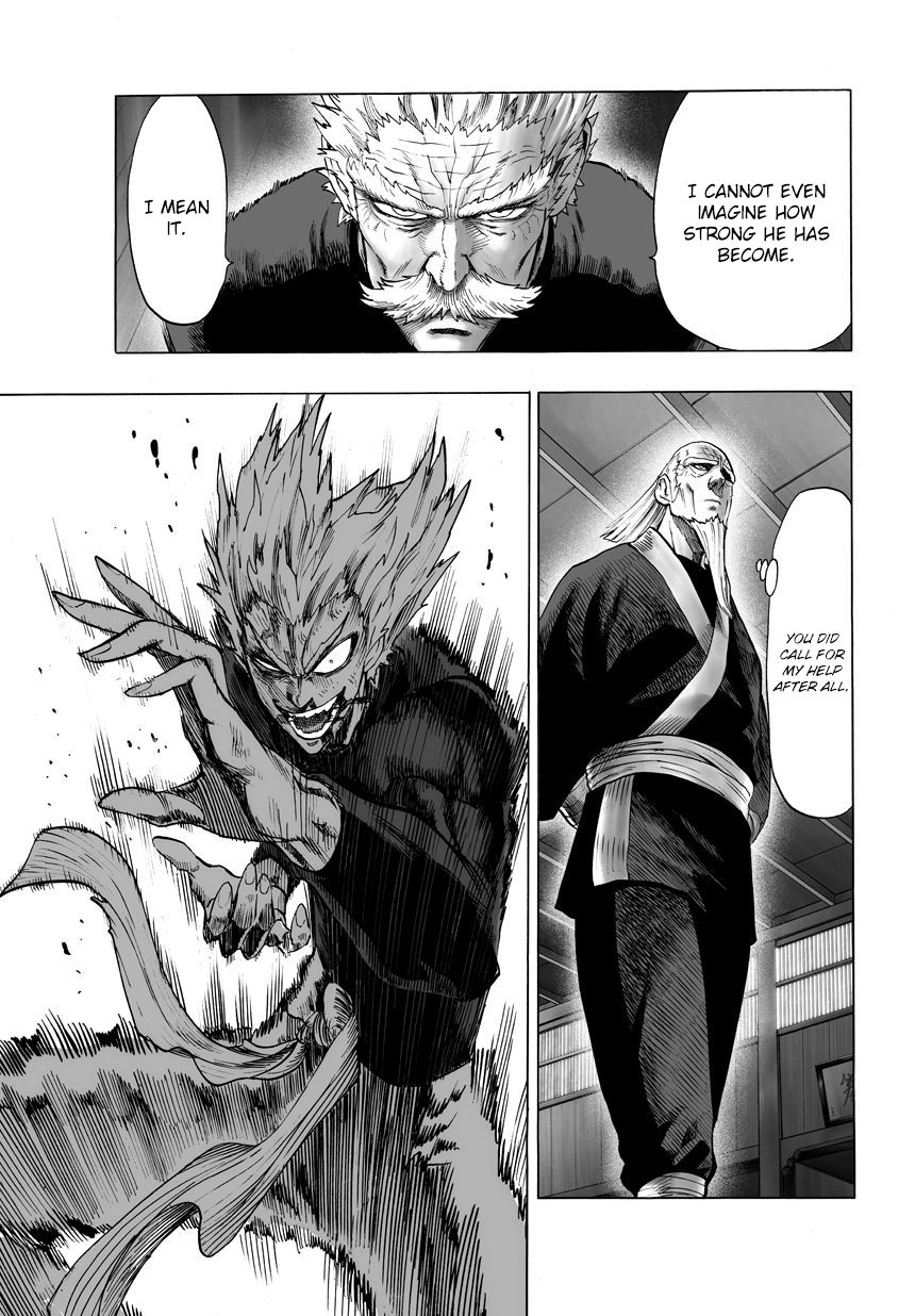 One Punch Man Chapter 45 Read Online Image 22