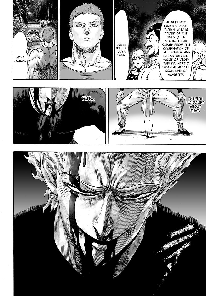 One Punch Man Chapter 46 Read Online Image 3
