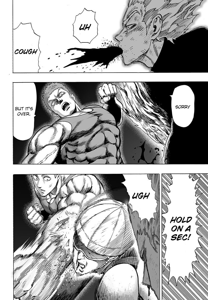 One Punch Man Chapter 46 Read Online Image 5