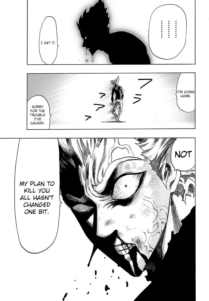 One Punch Man Chapter 46 Read Online Image 8