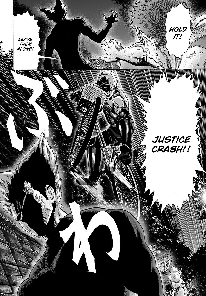 One Punch Man Chapter 46.1 Read Online Image 1