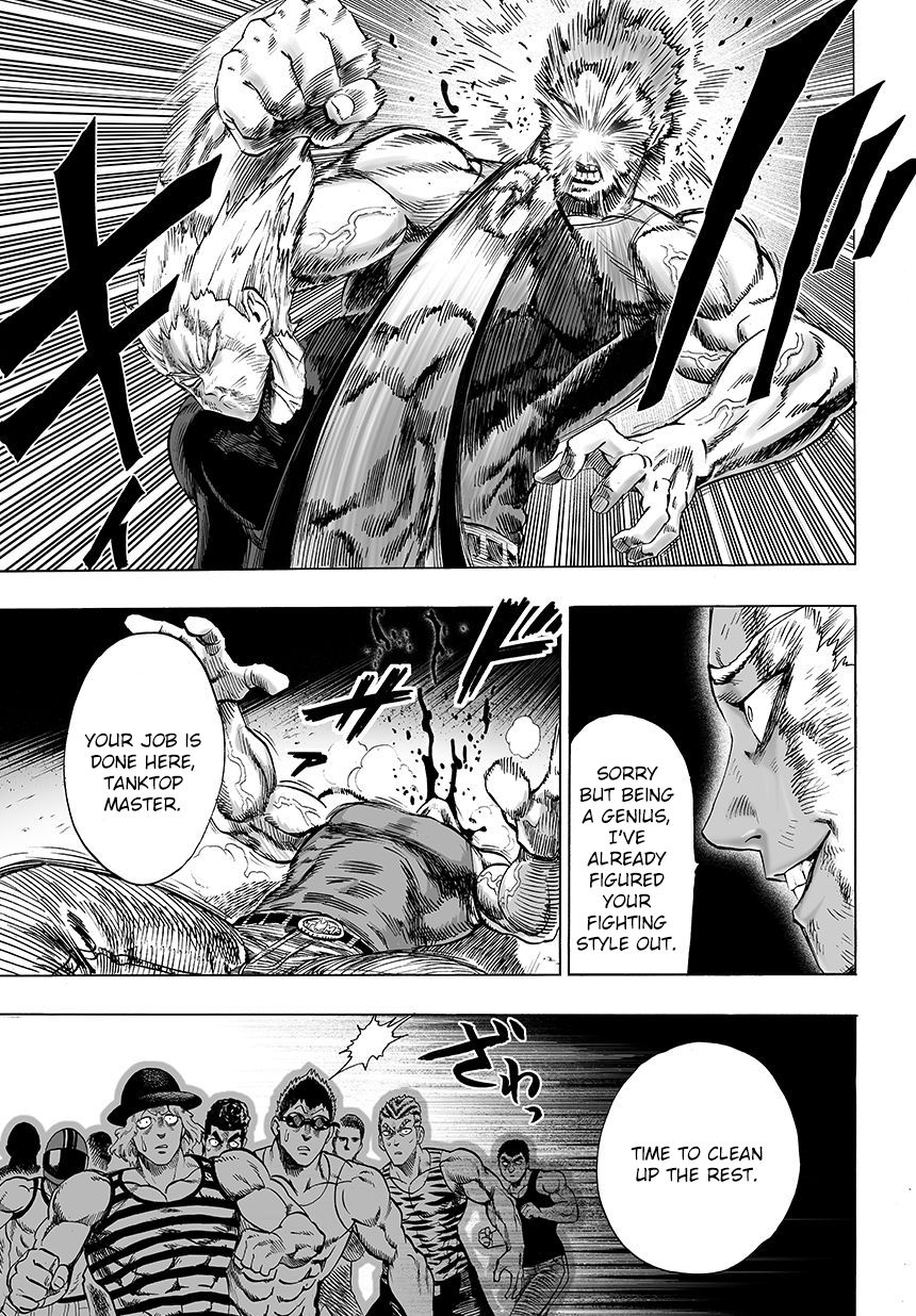 One Punch Man Chapter 46.1 Read Online Image 4