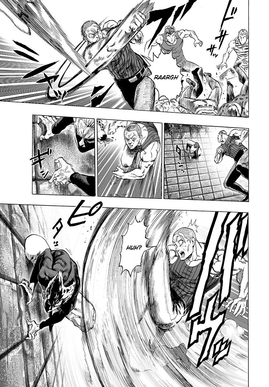 One Punch Man Chapter 46.1 Read Online Image 6