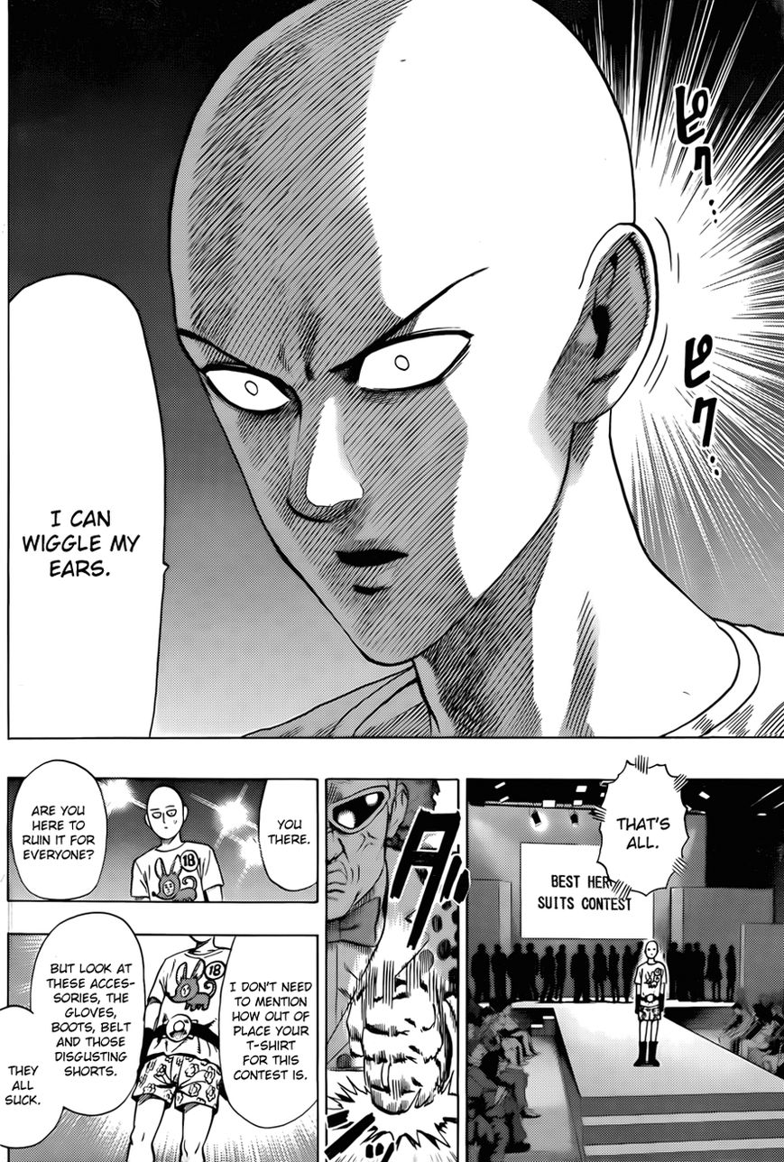 One Punch Man Chapter 46.5 Read Online Image 11