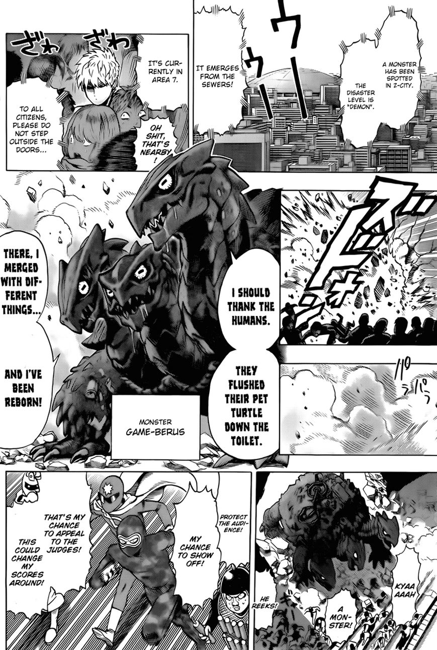 One Punch Man Chapter 46.5 Read Online Image 13