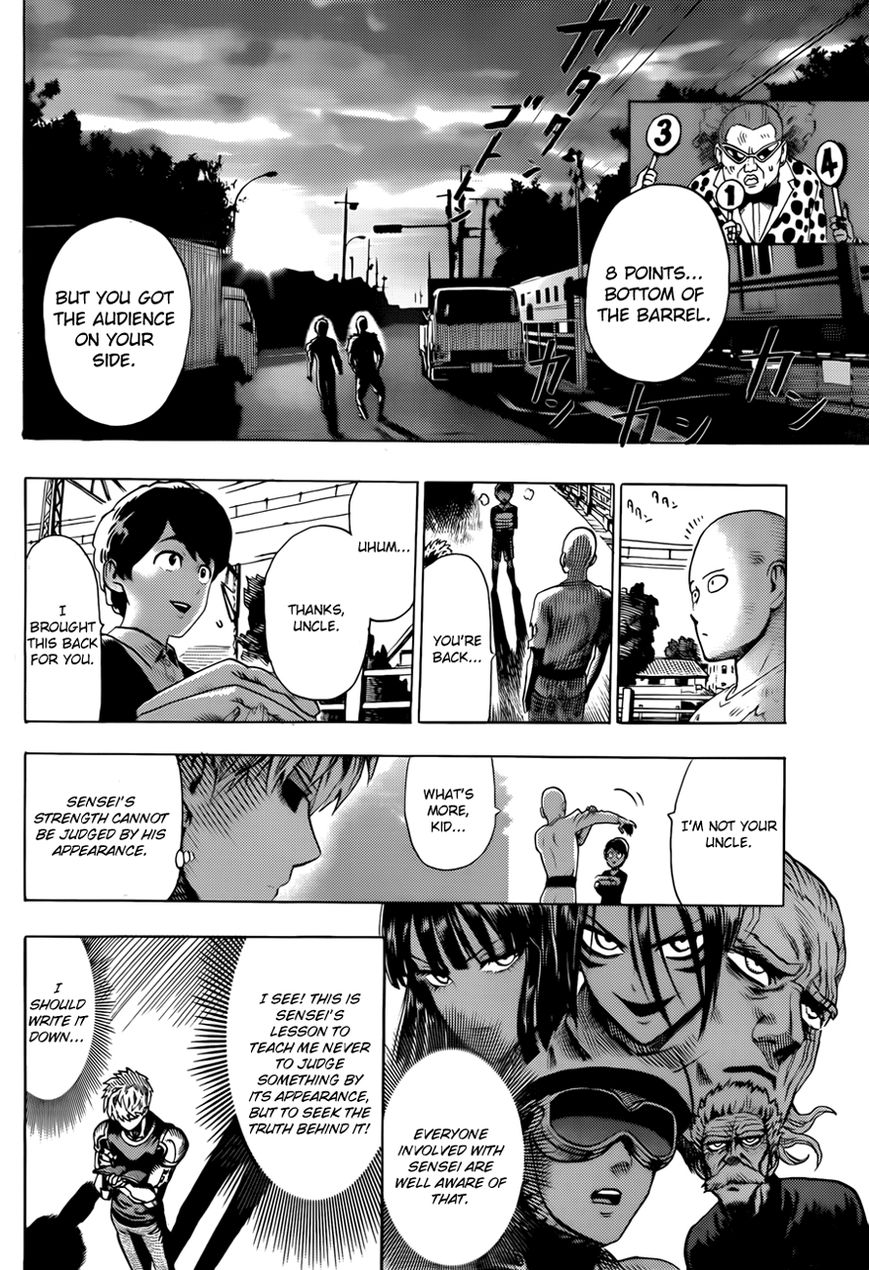 One Punch Man Chapter 46.5 Read Online Image 18