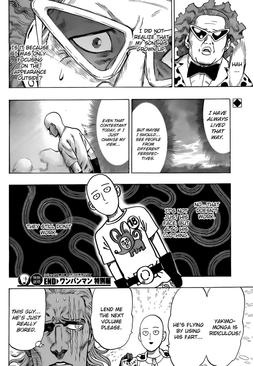 One Punch Man Chapter 46.5 Read Online Image 20