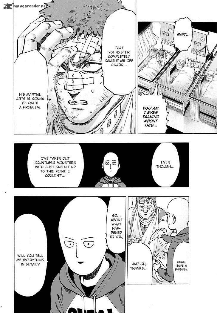 One Punch Man Chapter 47 Read Online Image 10