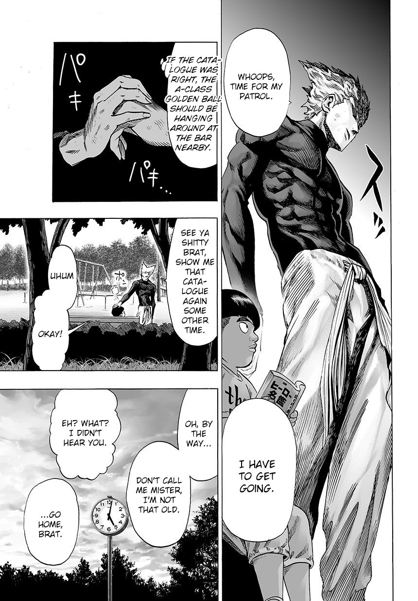 One Punch Man Chapter 48 Read Online Image 4