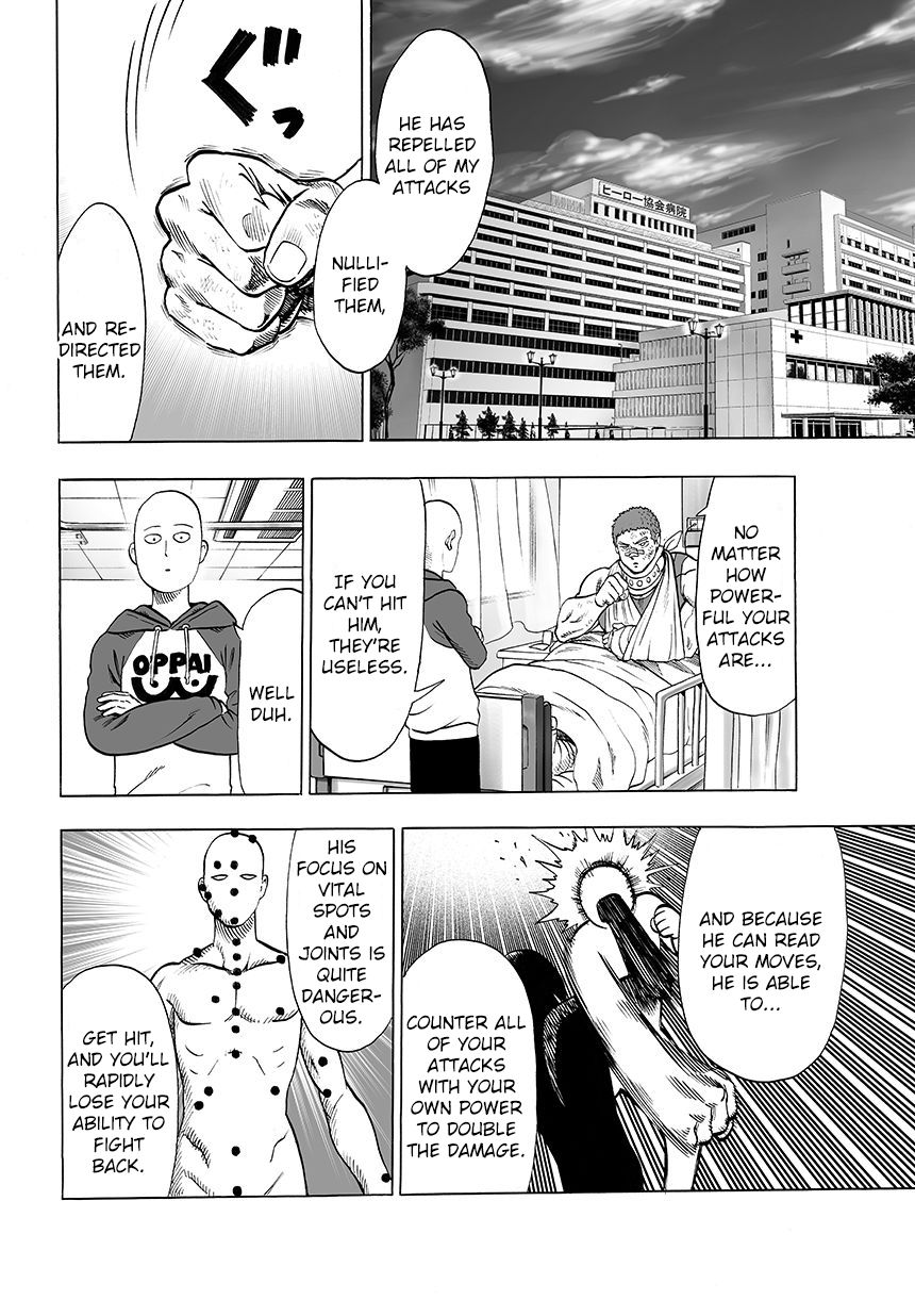 One Punch Man Chapter 48 Read Online Image 5