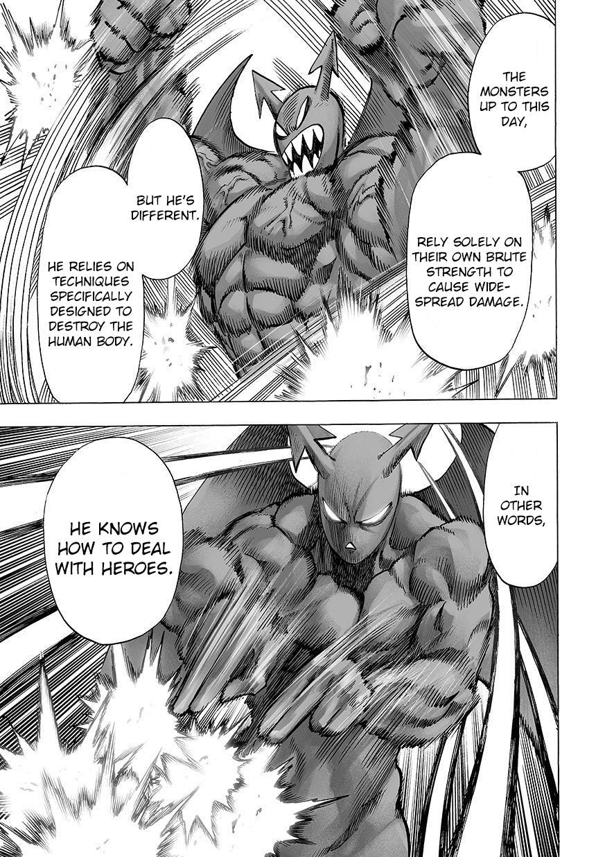 One Punch Man Chapter 48 Read Online Image 6
