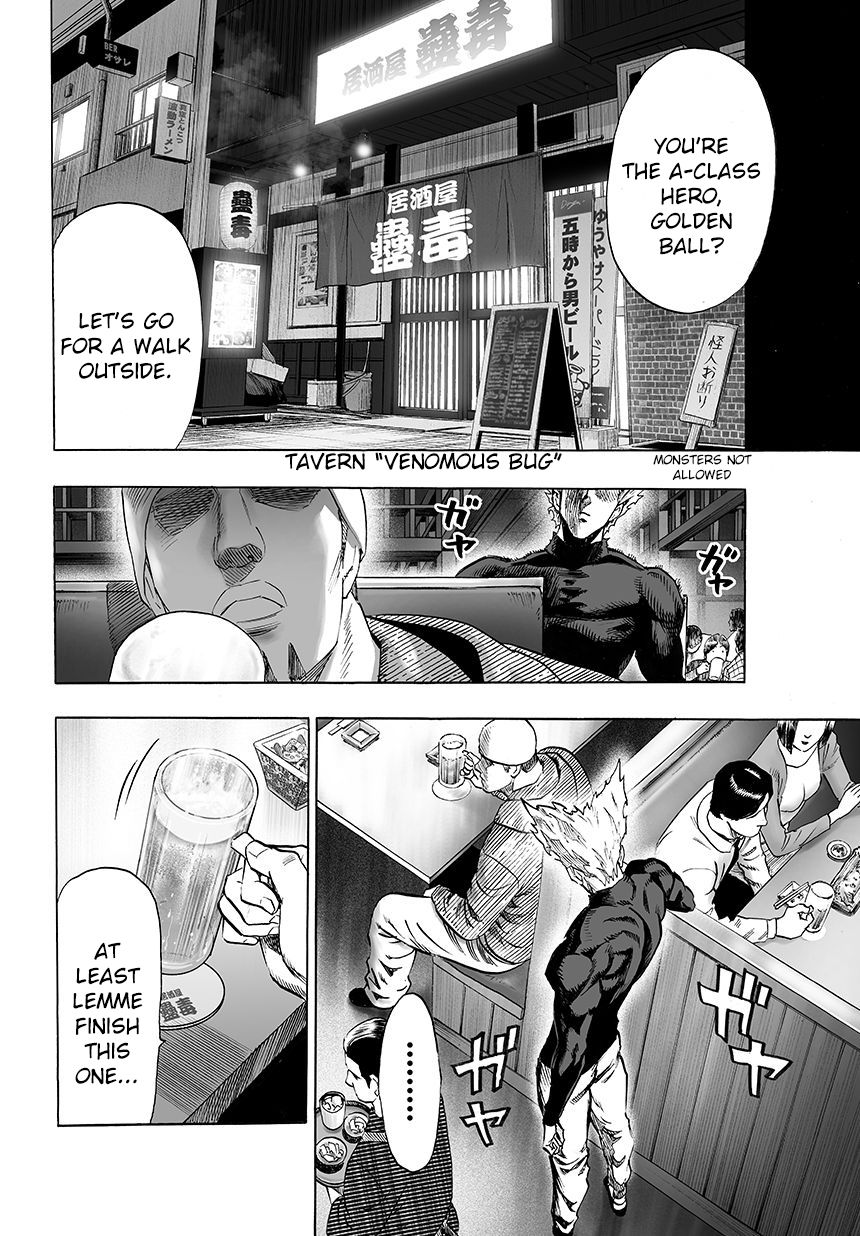 One Punch Man Chapter 49 Read Online Image 2
