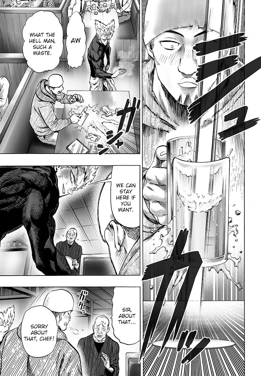 One Punch Man Chapter 49 Read Online Image 3