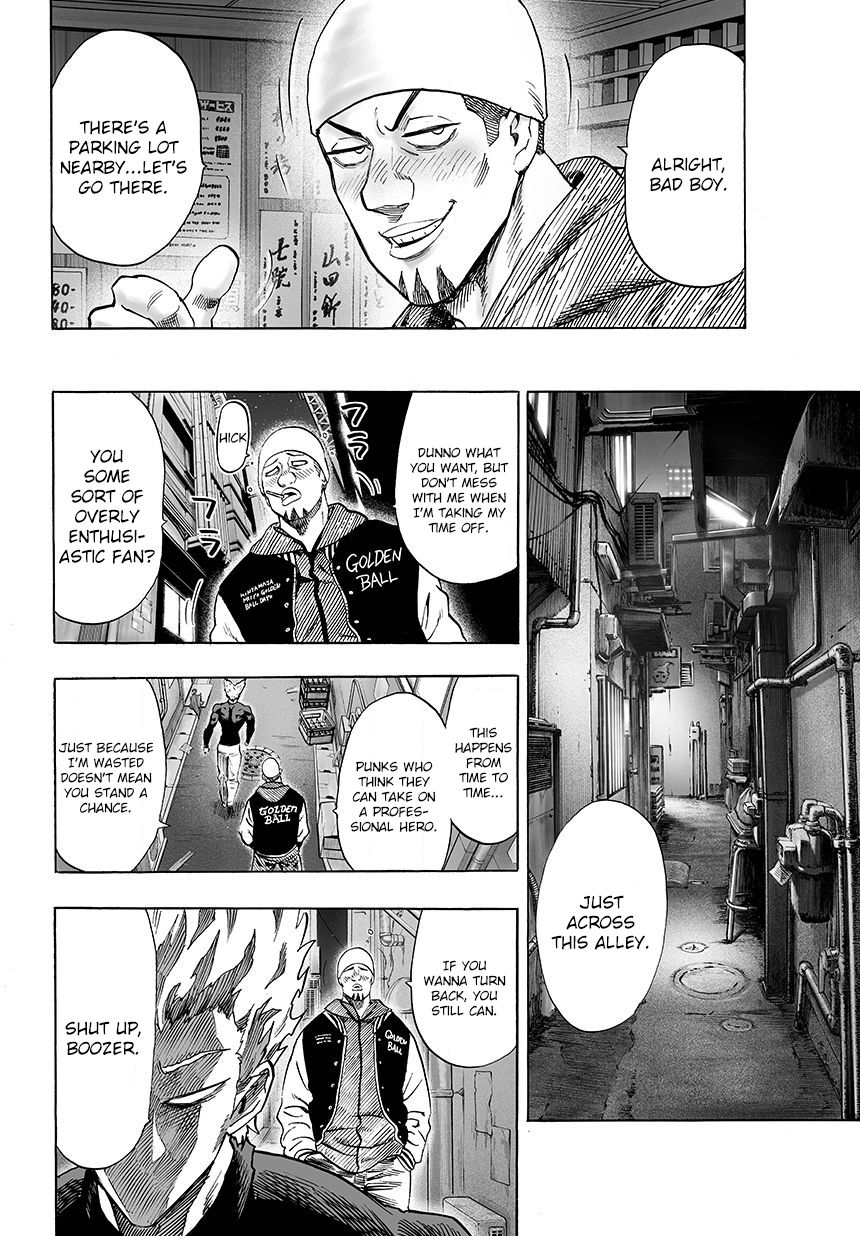 One Punch Man Chapter 49 Read Online Image 4