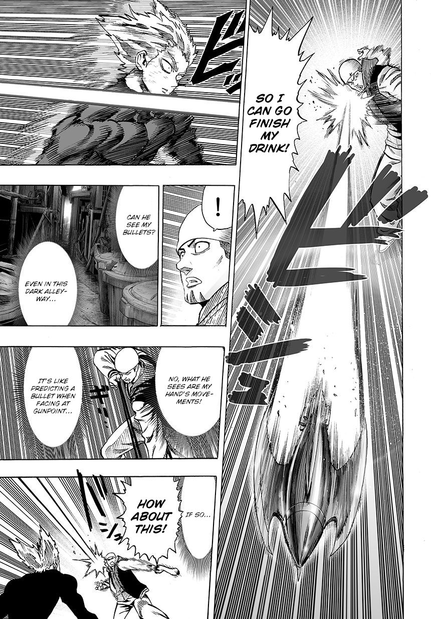 One Punch Man Chapter 49 Read Online Image 7