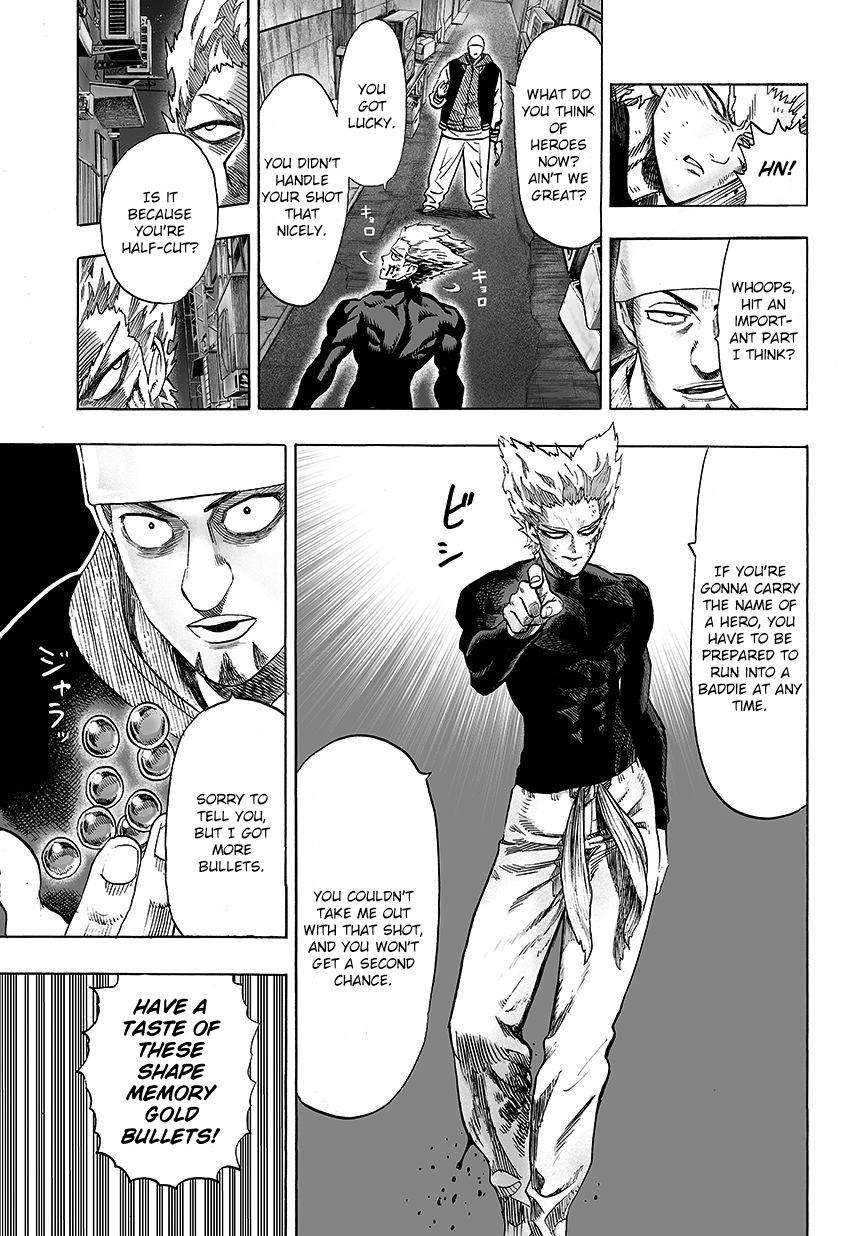 One Punch Man Chapter 49.1 Read Online Image 1