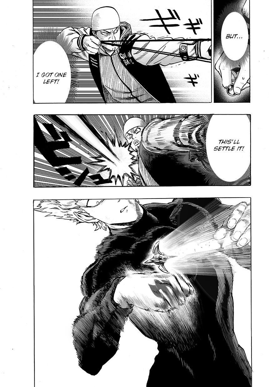 One Punch Man Chapter 49.1 Read Online Image 4