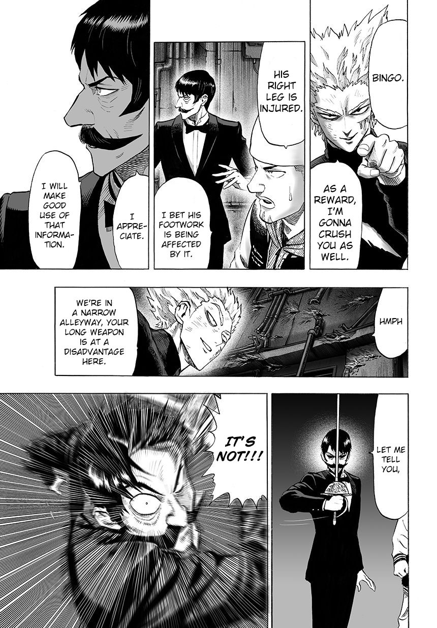 One Punch Man Chapter 49.1 Read Online Image 10