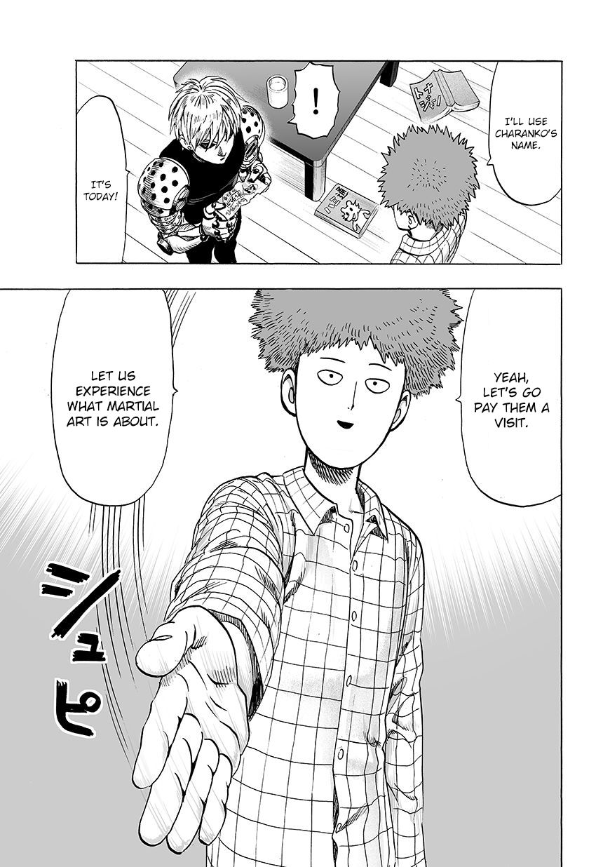 One Punch Man Chapter 49.2 Read Online Image 16