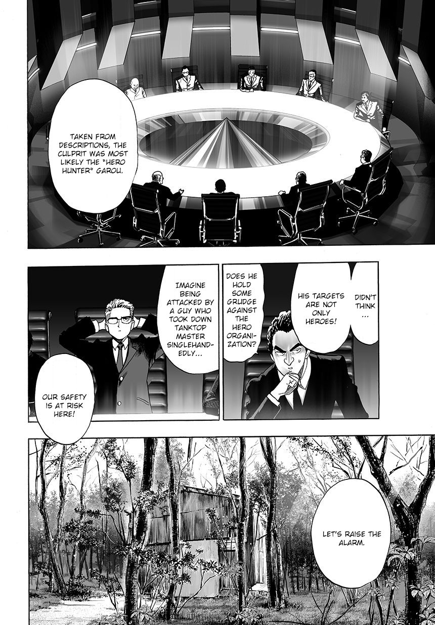 One Punch Man Chapter 50.1 Read Online Image 2