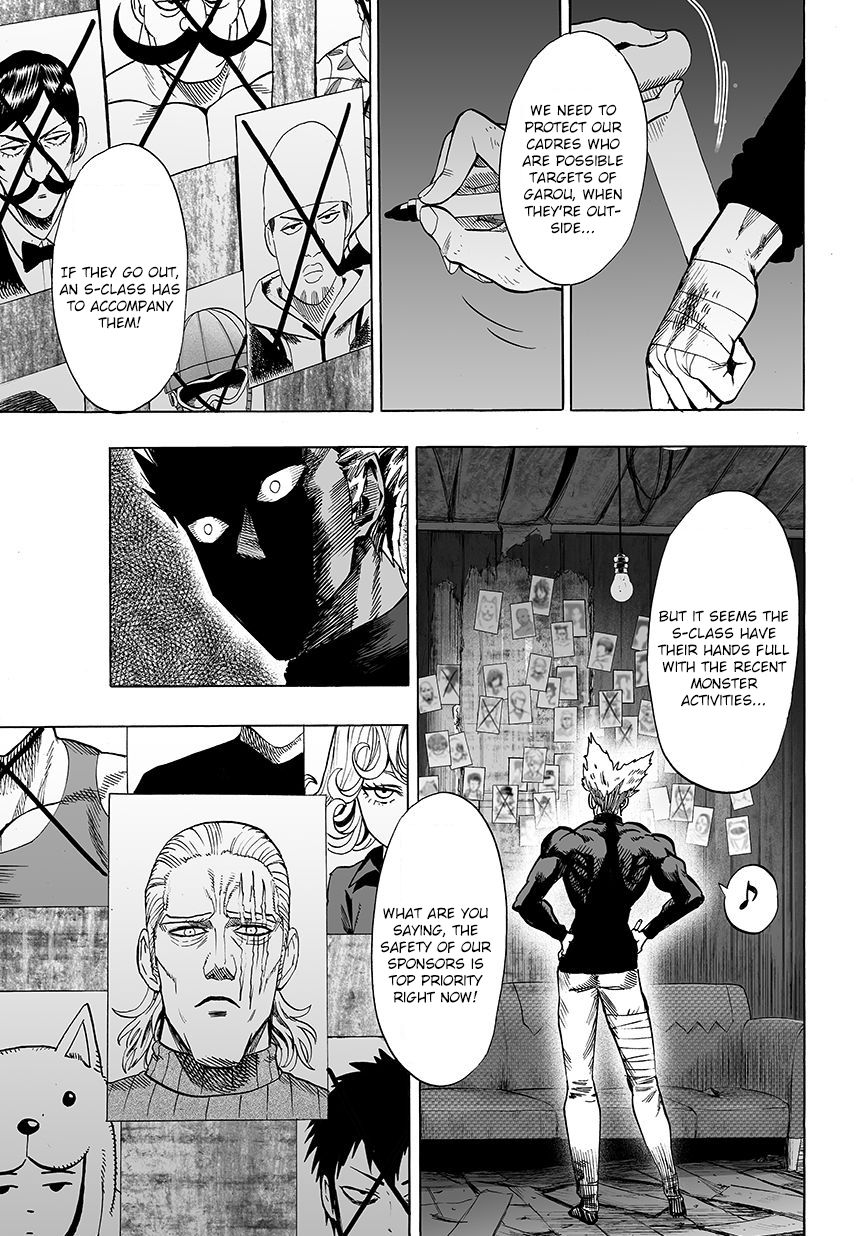 One Punch Man Chapter 50.1 Read Online Image 3