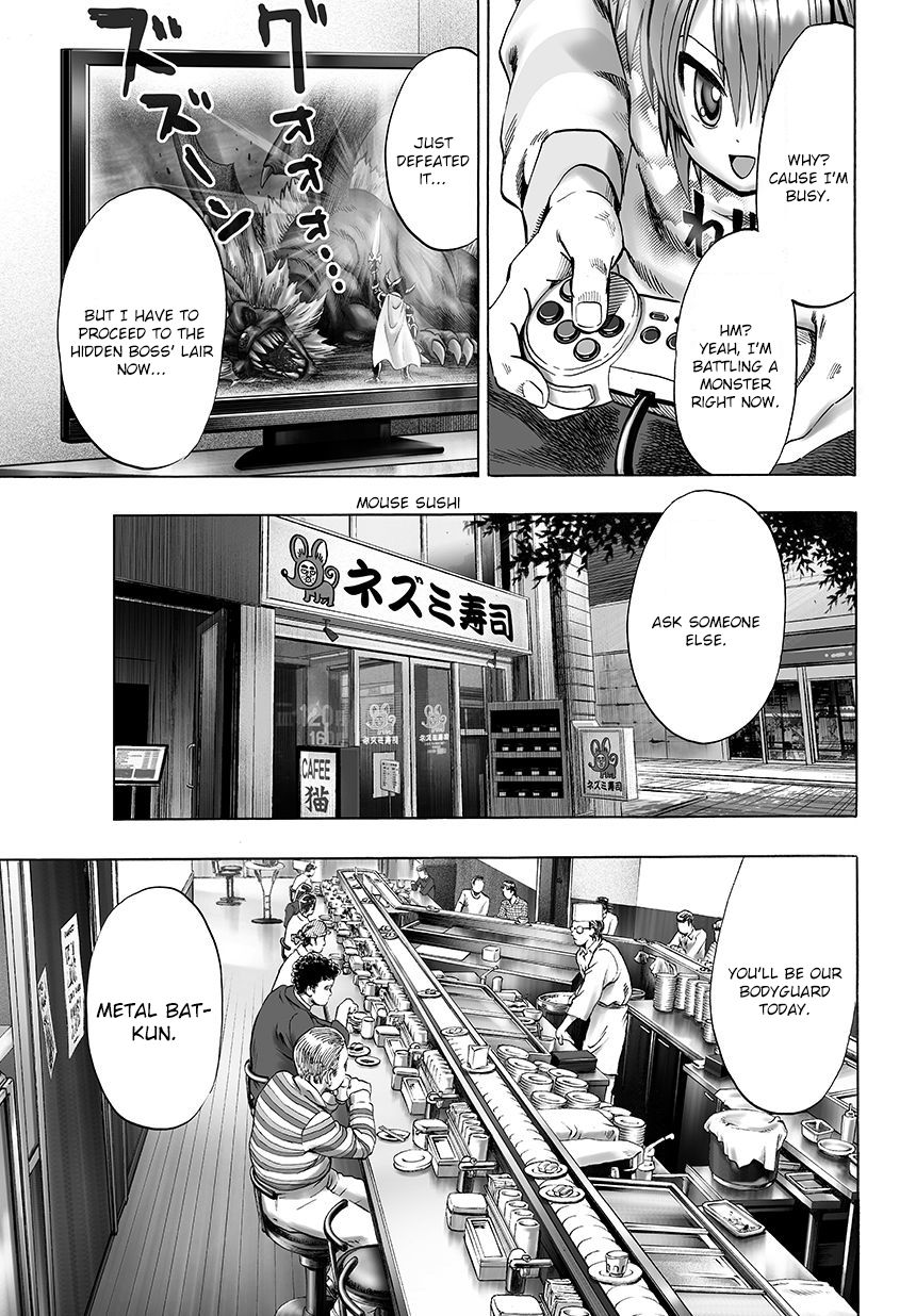 One Punch Man Chapter 50.1 Read Online Image 5