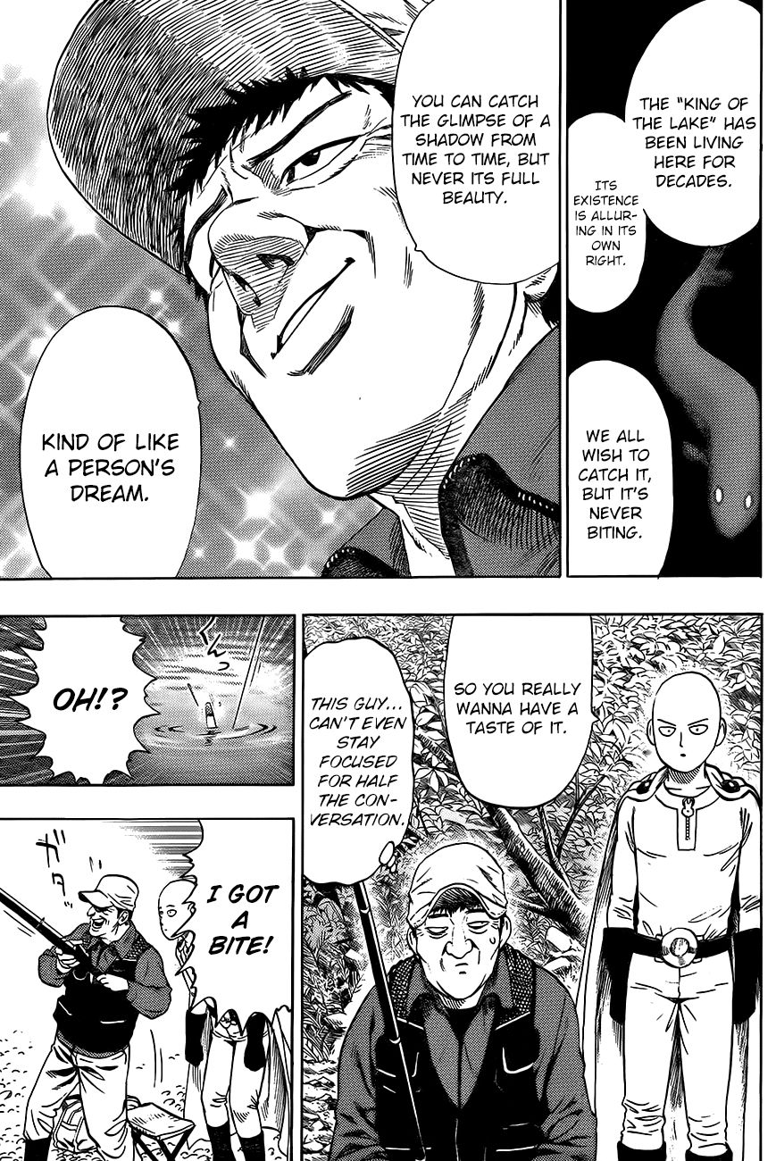 One Punch Man Chapter 51.5 Read Online Image 5