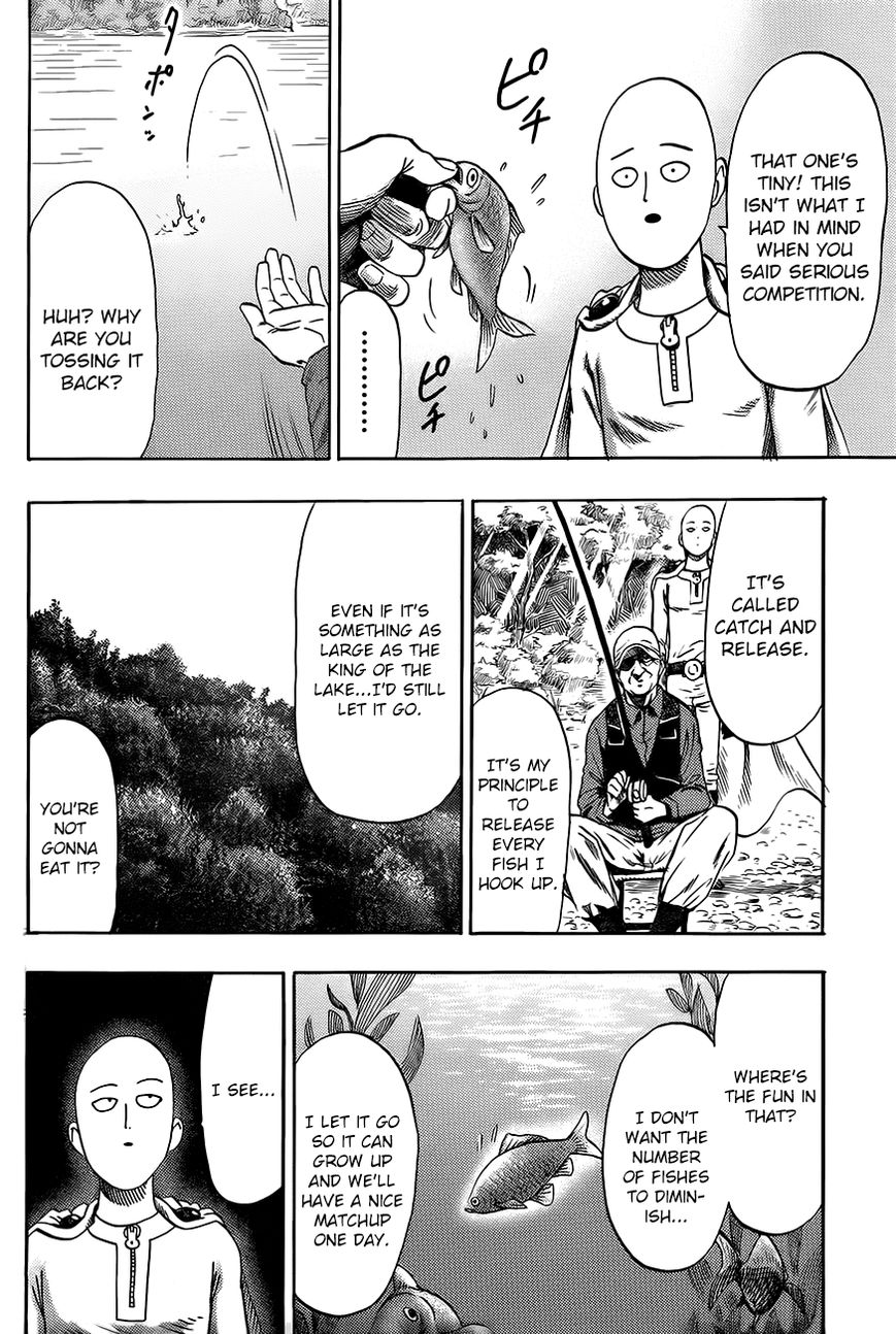 One Punch Man Chapter 51.5 Read Online Image 6