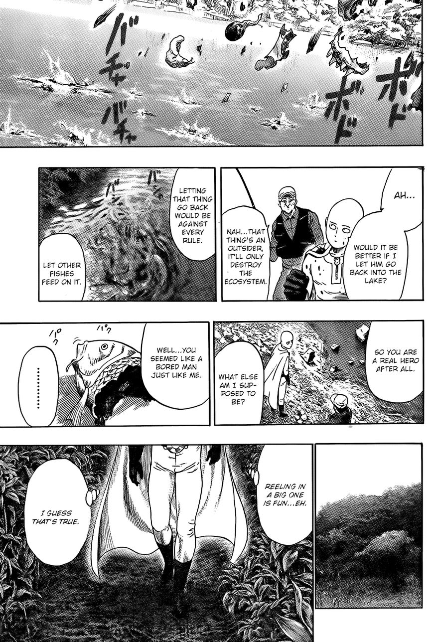 One Punch Man Chapter 51.5 Read Online Image 9