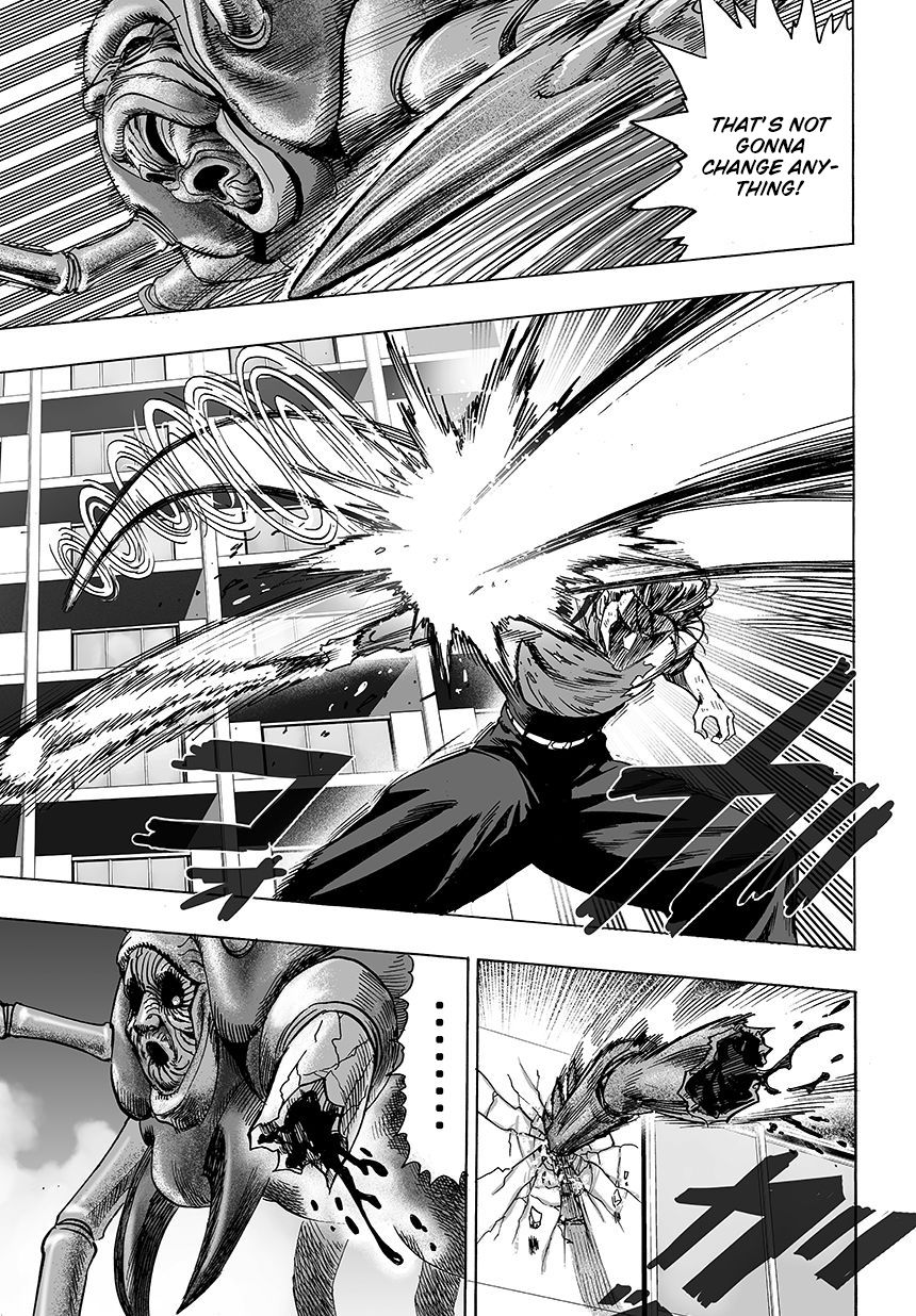 One Punch Man Chapter 53.1 Read Online Image 9