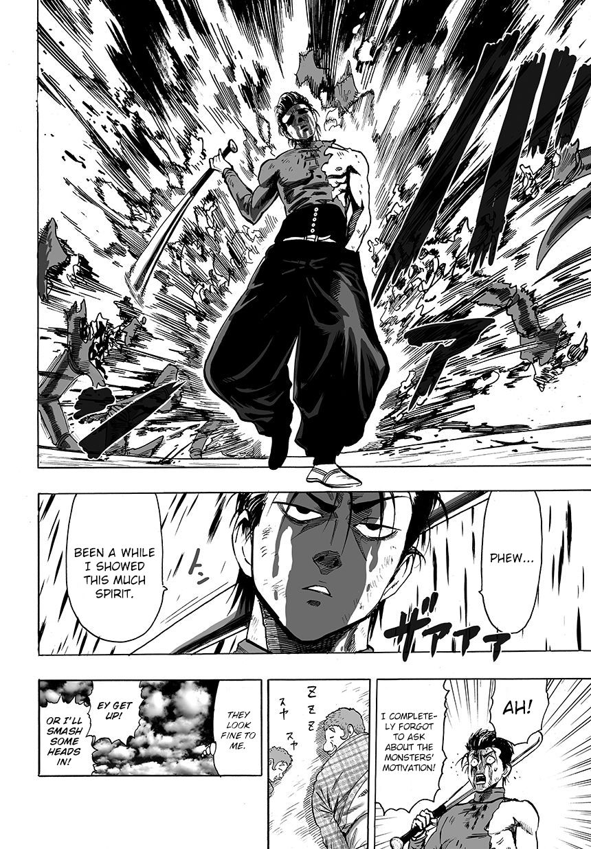 One Punch Man Chapter 53.1 Read Online Image 14