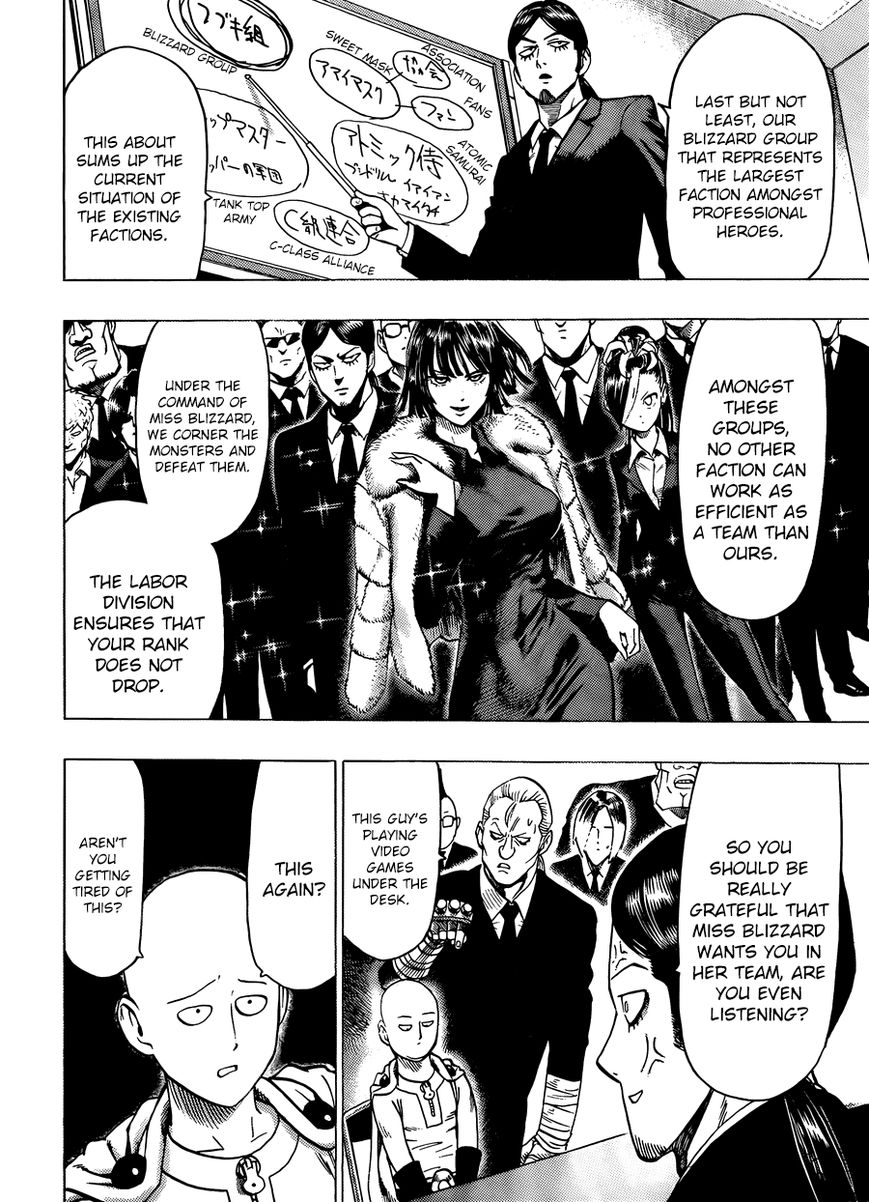 One Punch Man Chapter 53.5 Read Online Image 3