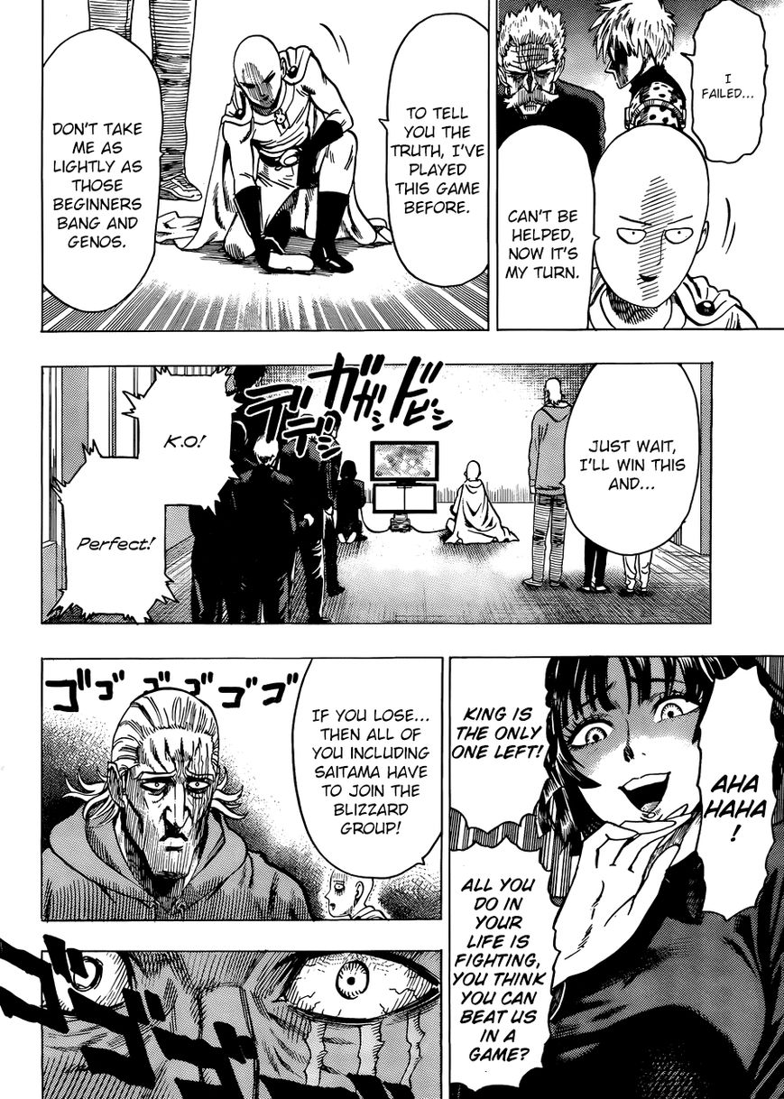 One Punch Man Chapter 53.5 Read Online Image 11