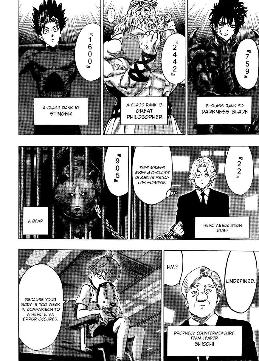 One Punch Man Chapter 53.5 Read Online Image 13