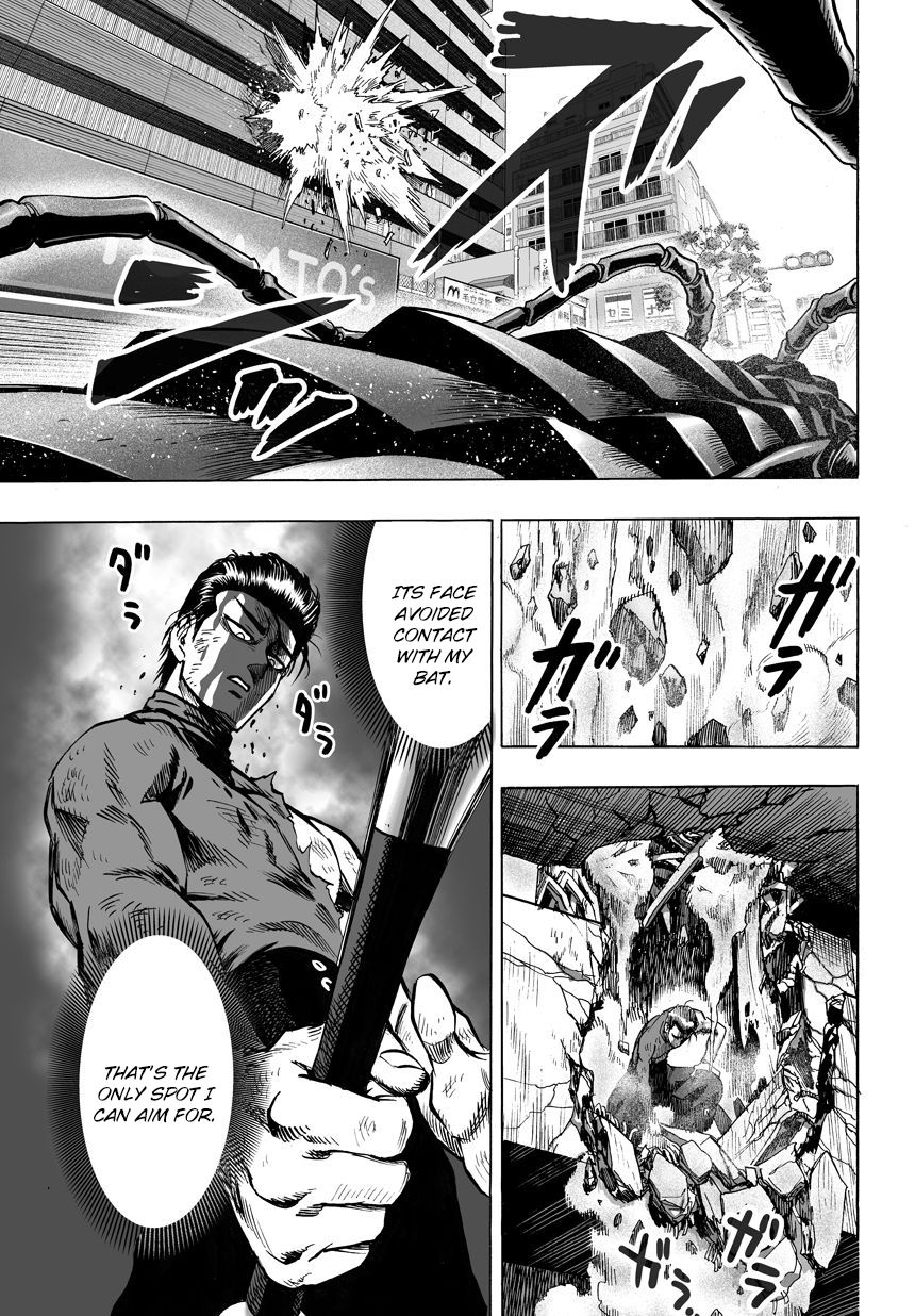 One Punch Man Chapter 54 Read Online Image 7