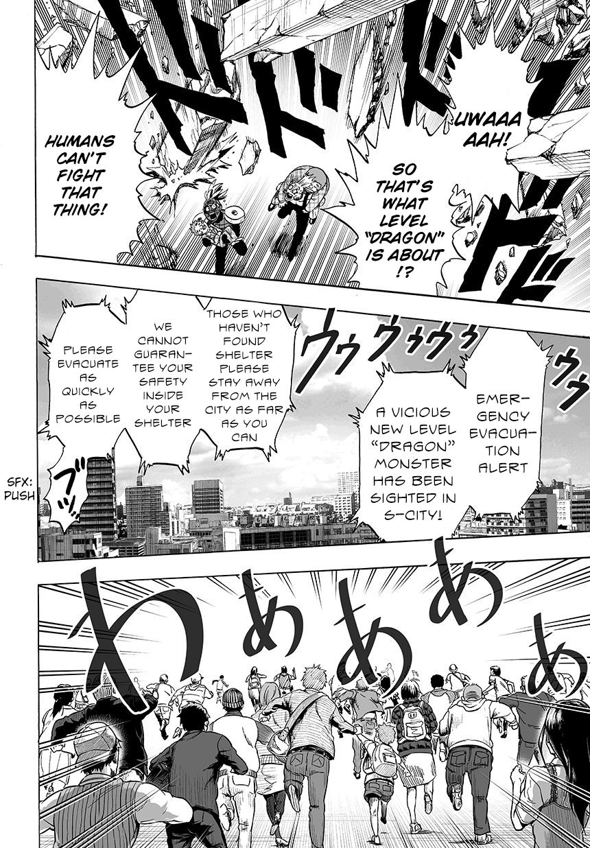 One Punch Man Chapter 54.1 Read Online Image 8