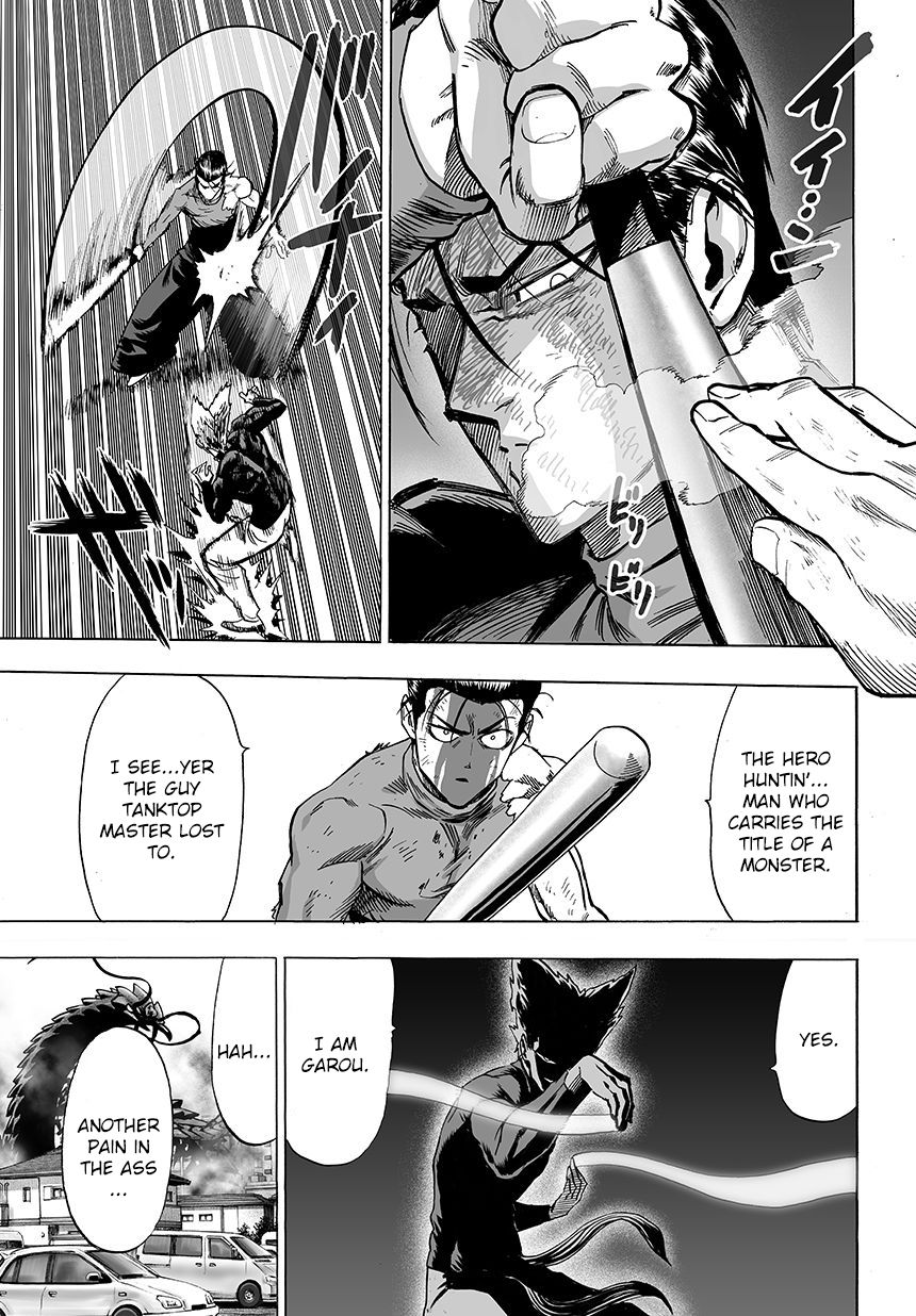One Punch Man Chapter 54.1 Read Online Image 15