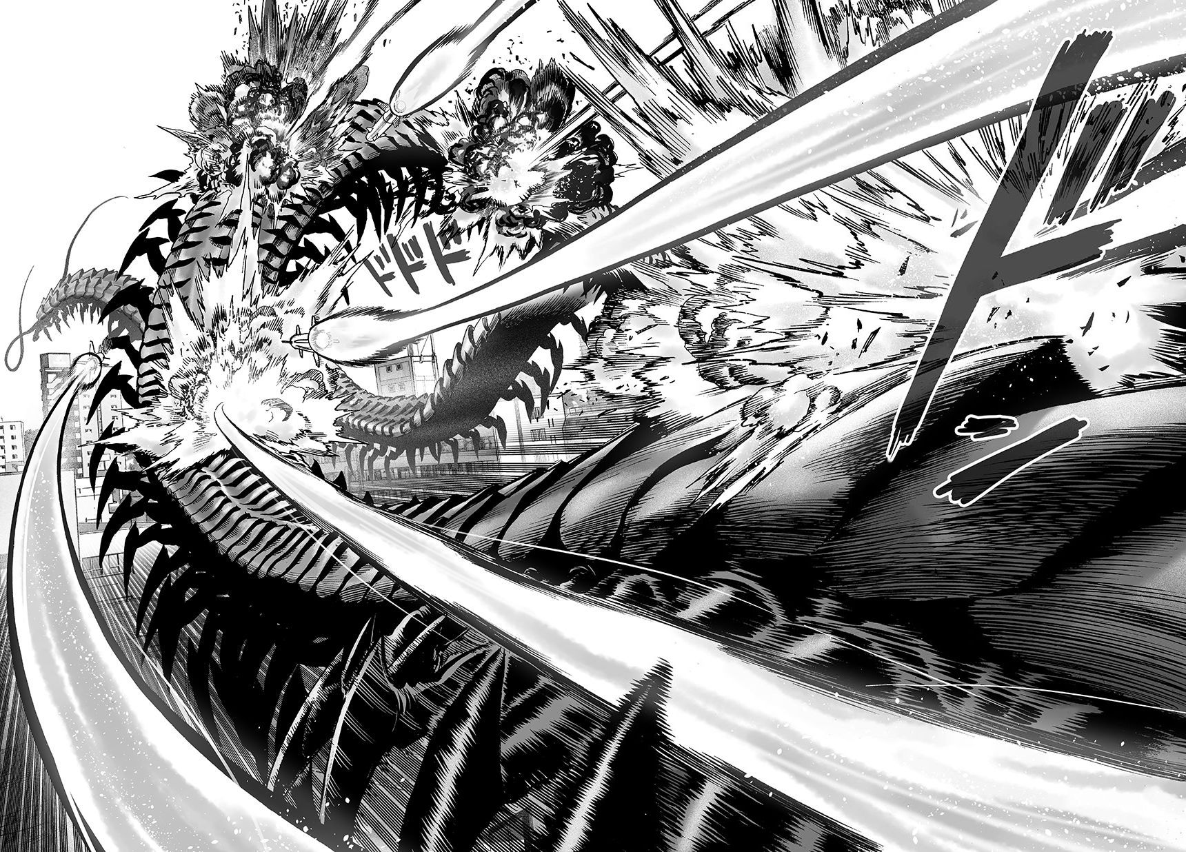 One Punch Man Chapter 56.1 Read Online Image 7