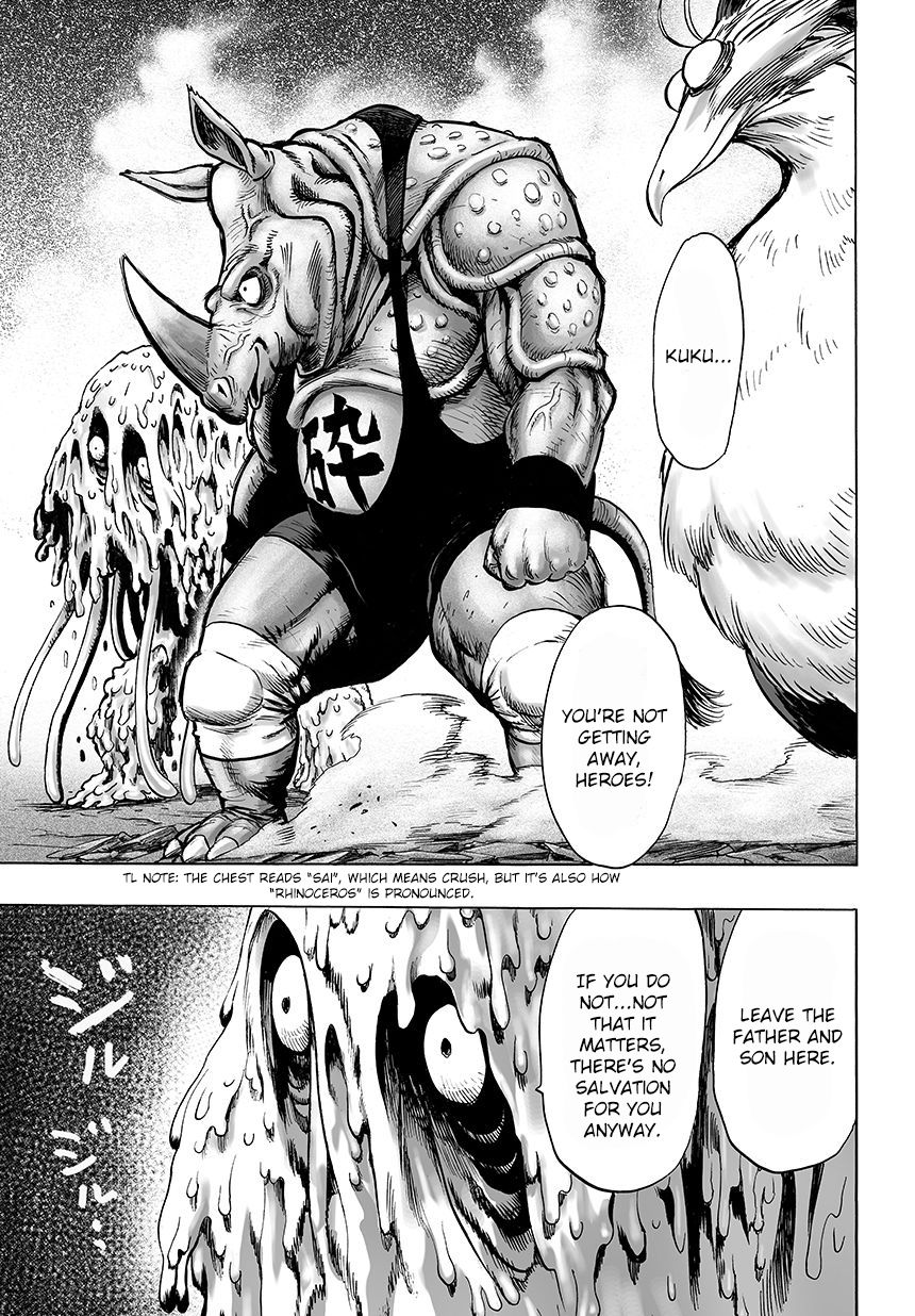 One Punch Man Chapter 56.1 Read Online Image 12