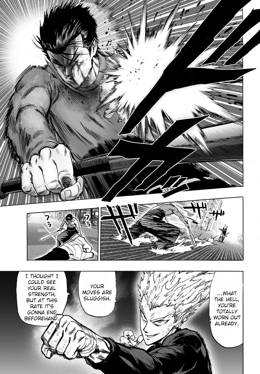 One Punch Man Chapter 56.1 Read Online Image 15