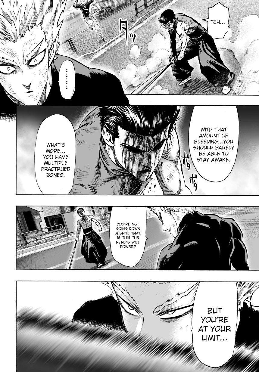 One Punch Man Chapter 56.2 Read Online Image 3