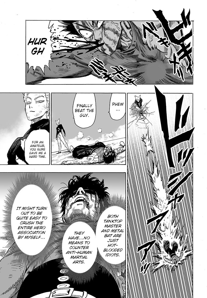 One Punch Man Chapter 56.3 Read Online Image 12