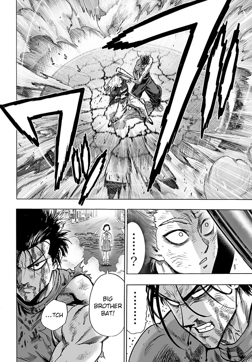 One Punch Man Chapter 56.4 Read Online Image 2